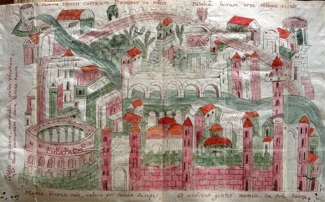 Un Itinerario segreto a Verona