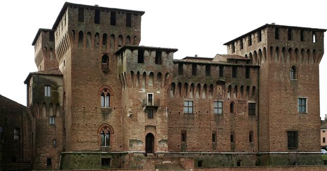 """Palazzo Ducale di Mantova - fonte culturetrips.wordpress.com"""""""