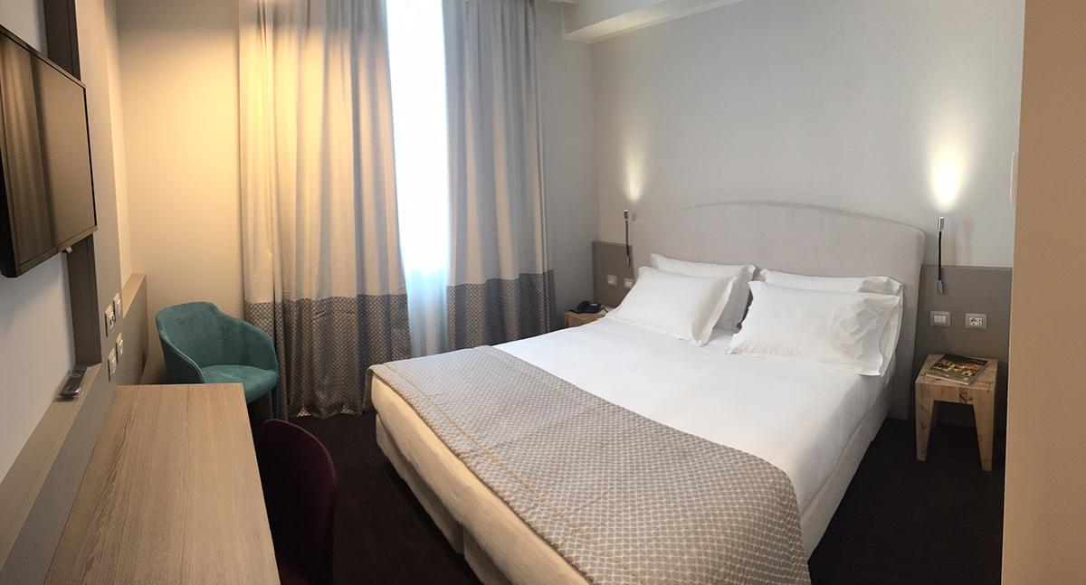 camere nuove, sostenibilità, DB Hotel