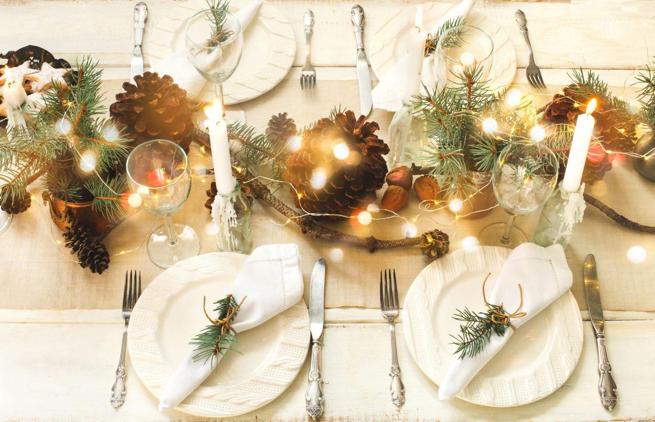 Cena aziendale di Natale: come organizzarla bene ed essere felici