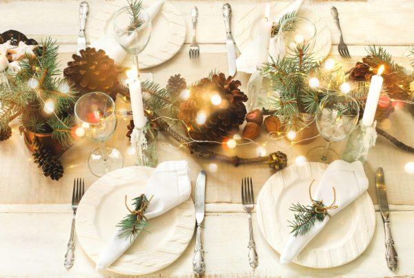 Organizzare la cena di Natale aziendale