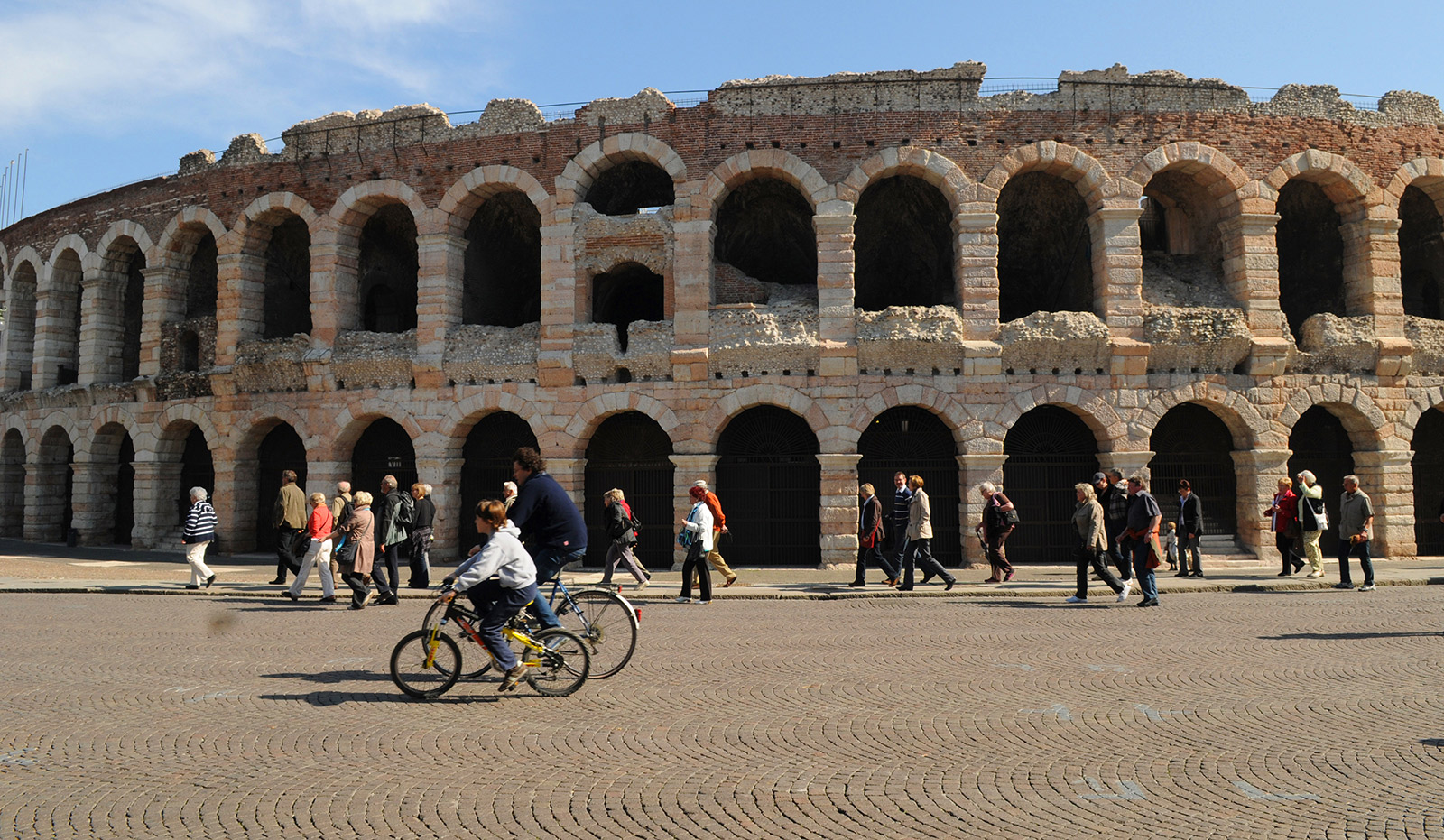 Visitare Verona in maniera diversa